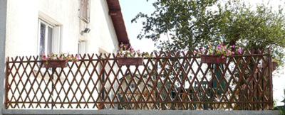 Audvard freres cl tures d coratives - Croisillon pour balcon ...